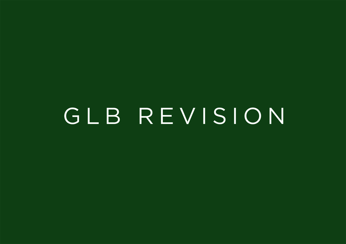 GLB Revision