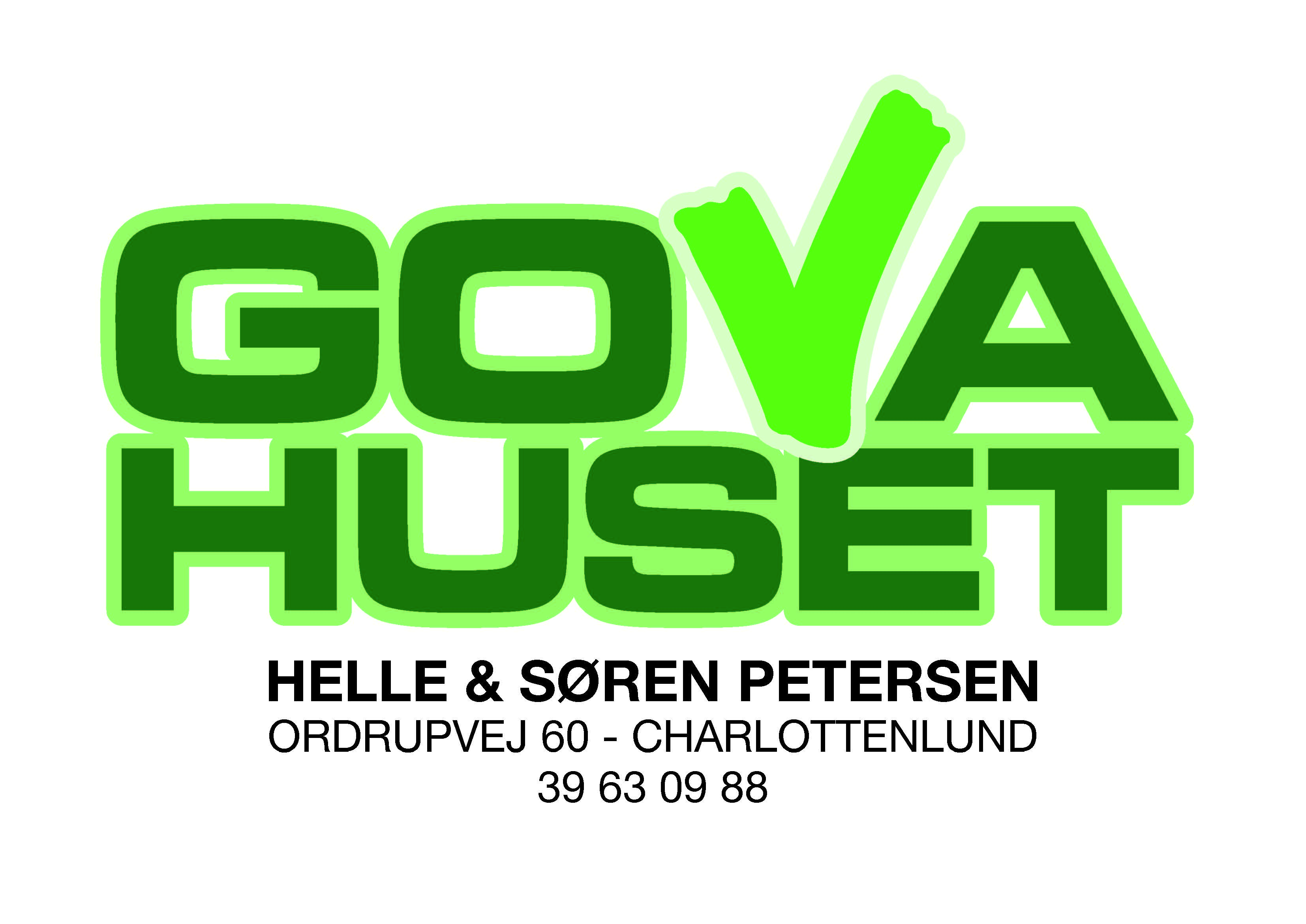 GovaHuset Golf flag